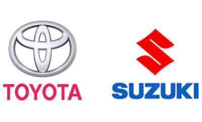 auto-toyota-and-suzuki-join-hands-to-supply-hybrid-and-other-vehicles-in-india