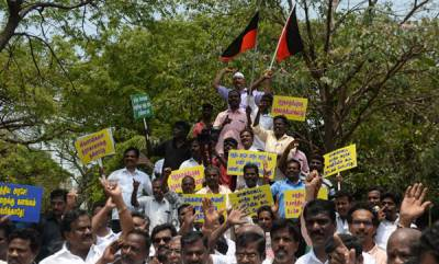 india-dmk-led-oppn-bandh-over-cauvery-begins-in-tn