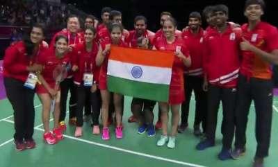 latest-news-india-outclass-malaysia-to-win-historic-badminton-mixed-team-gold