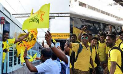 sports-news-csk-organizes-special-train-for-fans-to-watch-clash-in-pune