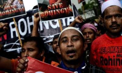 latest-news-18-rohingya-refugees-arrested-for-illegally-entering-country-in-tripura