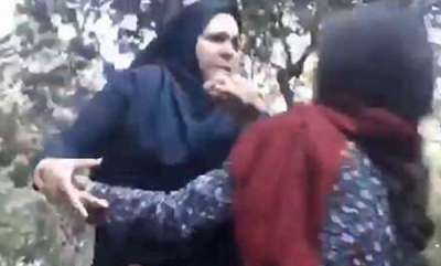 latest-news-screaming-woman-is-viciously-beaten-by-women-in-iran-because-her-red-head-scarf-is-deemed-an-insufficient-hijab