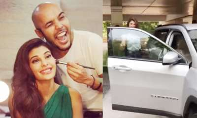 auto-bollywood-actress-jacqueline-fernandez-gifts-her-make-up-artist-a-jeep-compass