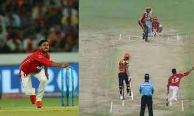 sports-news-manoj-tiwary-trolled-on-twitter-for-bowling-like-lasith-malinga