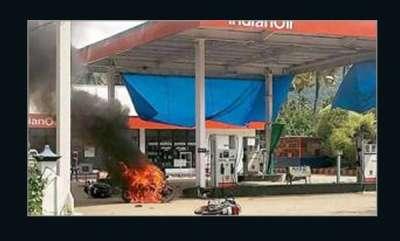 latest-news-petrol-pump-fire-in-trissure