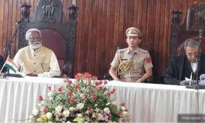 latest-news-kummanam-rajasekharan-took-charge-as-mizoram-governor