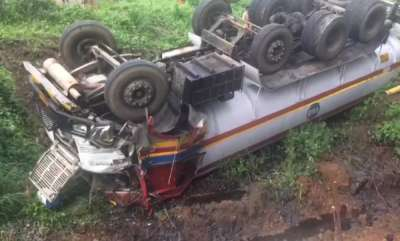 latest-news-phenol-lorry-accident-in-trussure