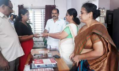 rosy-news-governments-offer-became-reality-preseetha-gets-nursing-assistant-job