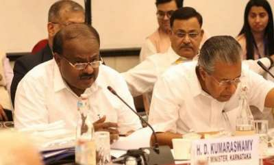 latest-news-cm-pinarai-vijayan-demands-equal-distribution-of-resources-in-niti-aayog-meeting