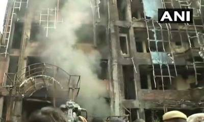 india-five-dead-50-injured-in-fire-at-two-hotels-in-lucknow