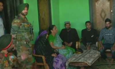 latest-news-nirmala-sitharaman-visits-aurangzebs-family-says-slain-jawan-an-inspiration-for-us