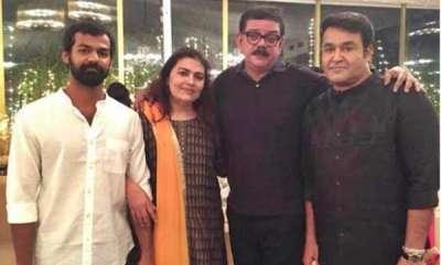 latest-news-pranav-mohanlal-with-priyadarshan