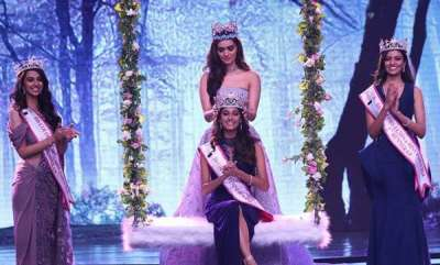 entertainment-tamil-nadu-girl-anukreethy-vas-is-femina-miss-india-2018