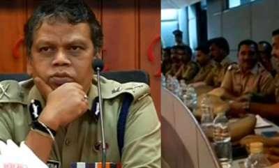 latest-news-former-dgp-kj-joseph-criticizes-police-association-in-police-training-class