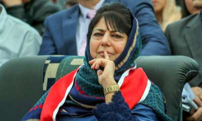 latest-news-mehbooba-mufti-denies-amit-shahs-charges-of-discrimination-with-jammu-and-ladakh