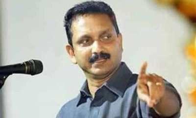 latest-news-ksurendran-facebook-post-against-pinarayi-vijayan
