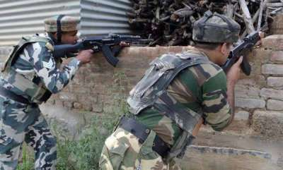 latest-news-security-forces-surround-village-3-militants-trapped-in-pulwama