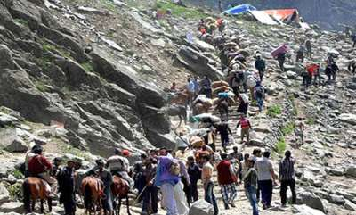 latest-news-amarnath-yatra-resumes-in-jammu-and-kashmir-after-improvement-in-weather