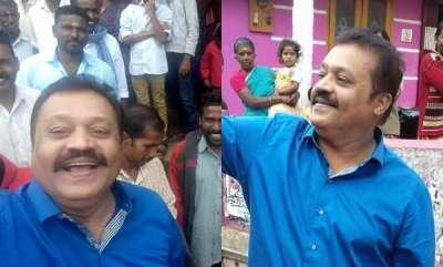 latest-news-suresh-gopi-visits-abhimanyus-house
