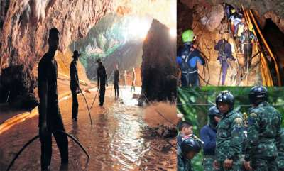 world-rescuers-to-extract-final-five-from-thai-cave-tuesday-official