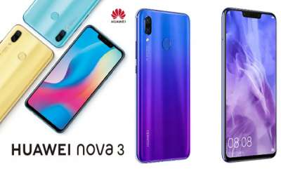 mobile-huawei-nova-3-with-ai-scene-recognition-3d-qmoji-launched