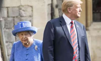 latest-news-donald-trump-walk-in-front-of-the-queen