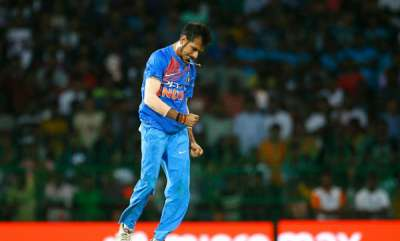sports-india-vs-england-chahals-first-ever-odi-boundary-cheers-up-the-team