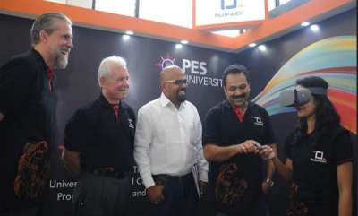 business-talent-quest-partners-with-pes-university-and-unity-technologies-to-launch-indias-first-arvr-center-of-excellence