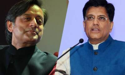 india-i-fail-to-understand-the-foreign-accent-of-shashi-tharoor-piyush-goyal