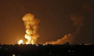 world-gaza-truce-holds-after-israeli-strikes-over-soldier-death