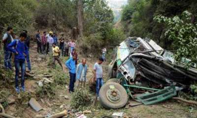 latest-news-30-feared-dead-after-bus-falls-into-valley-in-maharastra