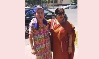 latest-news-sushama-swaraj-singing-bollywood-song-viral