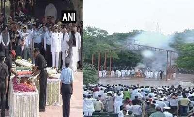 latest-news-farewell-atal-bihari-vajpayee-pm-modi-among-thousands-at-funeral