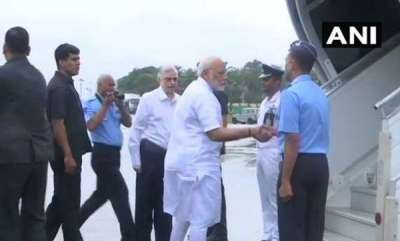kerala-pm-modis-aerial-survey-called-off-due-to-bad-waether