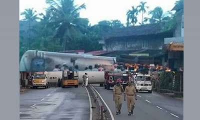 latest-news-tanker-lorry-accident-in-kannur