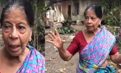 latest-news-kerala-flood-aged-women-reveals-her-heart-touching-story