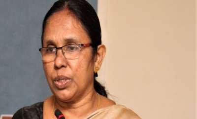 latest-news-kerala-in-epidermic-threat-says-minister-kk-sashikala