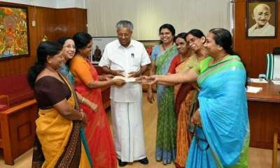 latest-news-ministers-wives-donate-their-pension-amount-to-cms-disaster-relief-fund