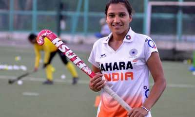 latest-news-rani-rampal-will-lead-indian-team-in-asian-games-march-past