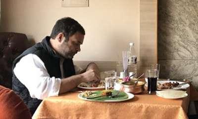 latest-news-rahul-gandhi-eat-non-veg-food-during-kailash-mansarovar-yatra-alleges-bjp