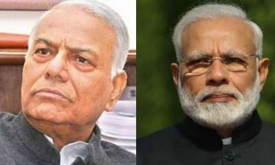 latest-news-modi-will-be-judged-by-the-people-at-the-time-of-election-says-yeshwant-sinha