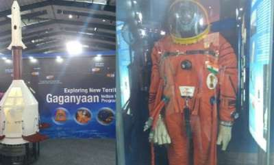 latest-news-isro-unveils-space-suits-crew-capsules-for-2022-gaganyaan