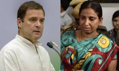 india-rajiv-gandhi-assassin-nalini-thanks-rahul-gandhi-for-not-opposing-release