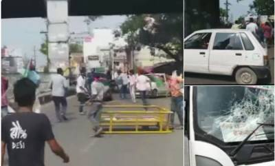 india-normal-life-hit-across-bihar-during-bharat-bandh