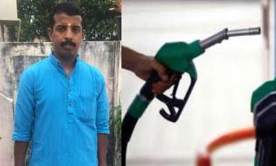 latest-news-abvp-sabhang-secretary-against-raising-petrol-price