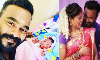 latest-news-appani-sarath-blessed-with-baby-girl