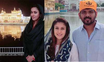 latest-news-nayanthara-and-fiance-visits-golden-temple