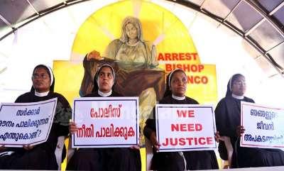 latest-news-bishop-case-nun-protest-in-kochi
