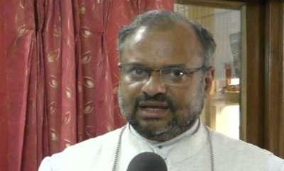 kerala-arrest-on-the-way-for-bishop-franco-mulakkal-