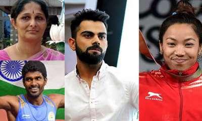 latest-news-national-sports-awards-2018-announced-mirabai-chanu-virat-kohli-to-get-rajiv-gandhi-khel-ratna